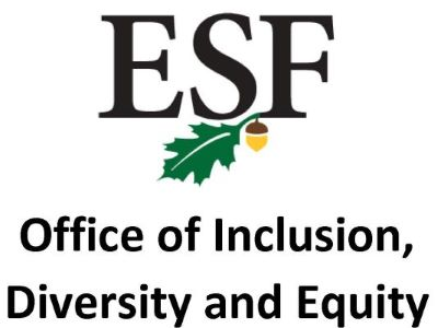 Suny ESF Office of Inclusion, Diversity and Equity Logo